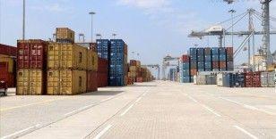 Limanlarda elleçlenen konteyner ve yük miktarları Aralık 2020'de arttı