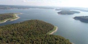 Yağmurun İstanbul'a kazandırdığı su miktarı 12 güne çıktı