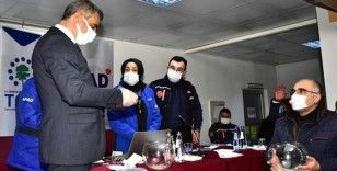 Malatya'nın Kale ilçesinde 309 deprem konutu hak sahiplerine teslim edildi
