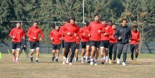 Hatayspor, Denizlispor maçının hazırlıklarına başladı