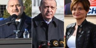 Kaftancıoğlu, Erdoğan ve Soylu hakkında suç duyurusunda bulundu