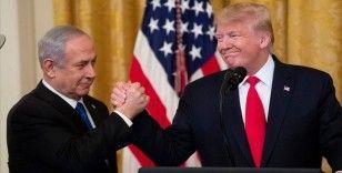 Netanyahu Twitter hesabından ABD Başkanı Trump'ın fotoğrafını kaldırdı