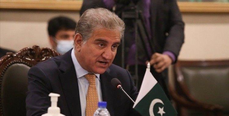 Pakistan Dışişleri Bakanı Kureyşi: Türkiye-Azerbaycan-Pakistan arasındaki iş birliğini yoğunlaştırmaya karar verdik