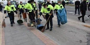 'Bağlar'da bir gün değil, her gün temizlik' seferberliği
