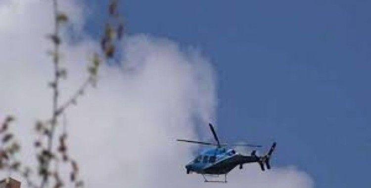 İstanbul Valiliğinden helikopter düştü iddiasına ilişkin açıklama