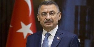 Cumhurbaşkanı Yardımcısı Oktay, KKTC'nin Kurucu Cumhurbaşkanı Rauf Denktaş'ı andı