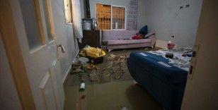 İzmir'de dünkü sağanakta 212 iş yeri ve haneyi su bastı