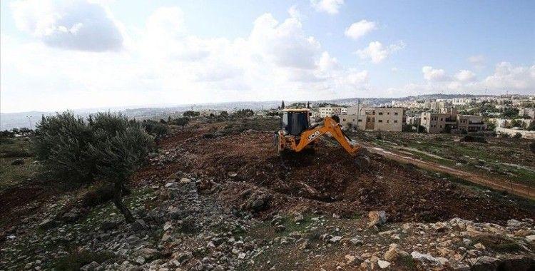 İsrail hükümeti Doğu Kudüs'te 530 yeni illegal konut inşa etme kararı aldı
