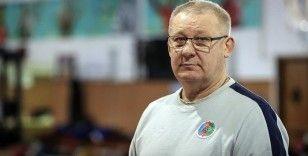 Azerbaycan Grekoromen Güreş Milli Takımı Teknik Direktörü Tarakanov: Bu kardeş devlette kendimizi yabancı hissetmiyoruz