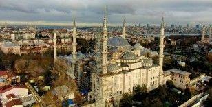 Yeni Camii ve Sultanahmet'in restorasyonu 2022 yılında tamamlanacak