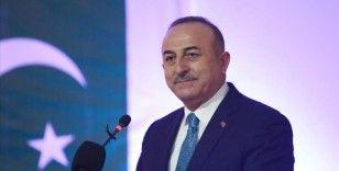 Dışişleri Bakanı Çavuşoğlu: Bugün güvenlik, istikrar ve refahı artırma konusunda önemli kararlar verdik