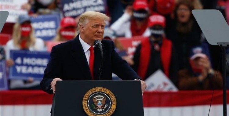 Trump'ın azil oturumunda son dakika açıklaması