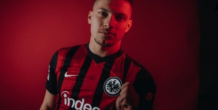 Luka Jovic, Eintracht Frankfurt'a döndü