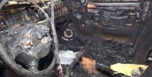 Oto tamircide patlama: 1 kişi dumandan etkilendi