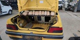 4 milyon liralık uyuşturucuyu 5 bin TL'ye taşırken polise takıldı