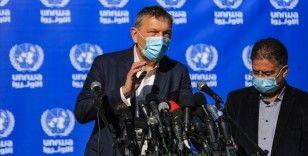 UNRWA Genel Komiseri Lazzarini, Biden döneminde ABD yönetimiyle iş birliği yapmayı istediklerini söyledi