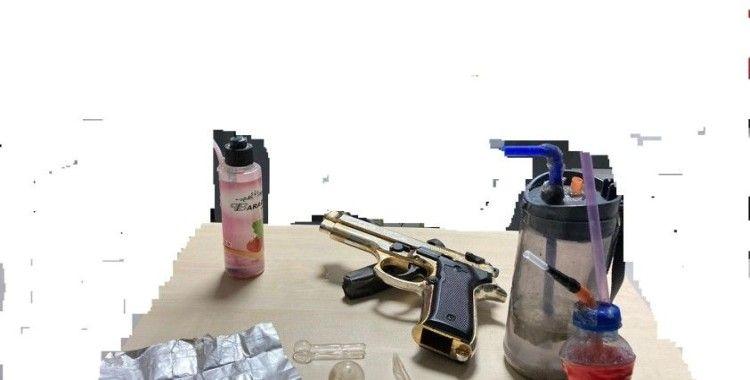 Bilecik'te uyuşturucu operasyonu: 2 gözaltı