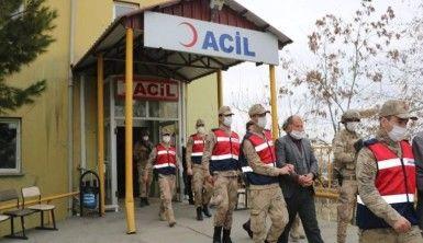 Diyarbakır'da terör örgütüne yardım ve yataklık eden 7 kişi gözaltına alındı