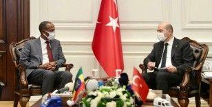 Bakan Soylu: 'Ülkemiz varlık gösterdiği her ülkede, birlikte kazanma esasına göre hareket etmektedir'