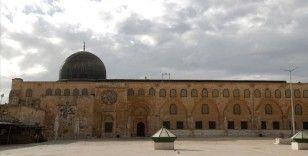 Filistin, İsrail'in 'Mescid-i Aksa'yı mekansal olarak bölme' planları konusundaki endişelerini bildirdi