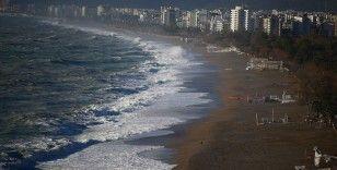Doğu Karadeniz, Akdeniz ve Ege Denizi için fırtına uyarısı