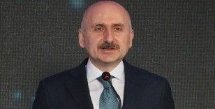 Karaismailoğlu: Türkiye Avrupa, Asya ve Afrika üçgeninin ticari koridorlarına hükmeden lojistik süper güç olmuştur