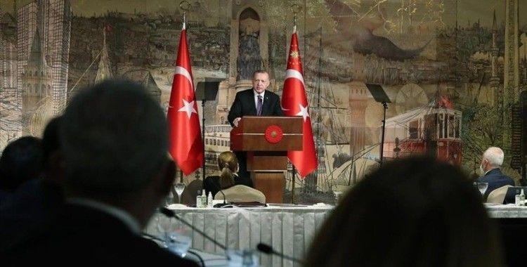 Cumhurbaşkanı Erdoğan: Ekonomi ve hukuk alanındaki reformları yakında paylaşacağız
