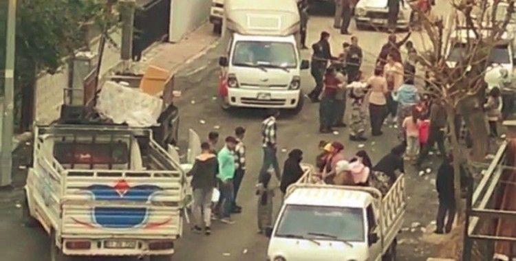 Antalya'da yasağa rağmen sokak düğününe polis baskını