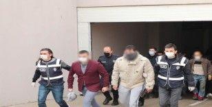 Antalya'da aranan 103 şüpheli yakalandı
