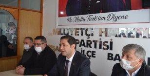 MHP, HDP'nin kapatılması için Yargıtay'ın hareket geçmesini bekliyor
