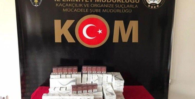 Gaziantep'te kaçakçılık operasyonu: 7 gözaltı