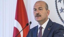İçişleri Bakanı Soylu: Sol örgütlerin kırsal kadroları tamamen tasfiye edilmiştir