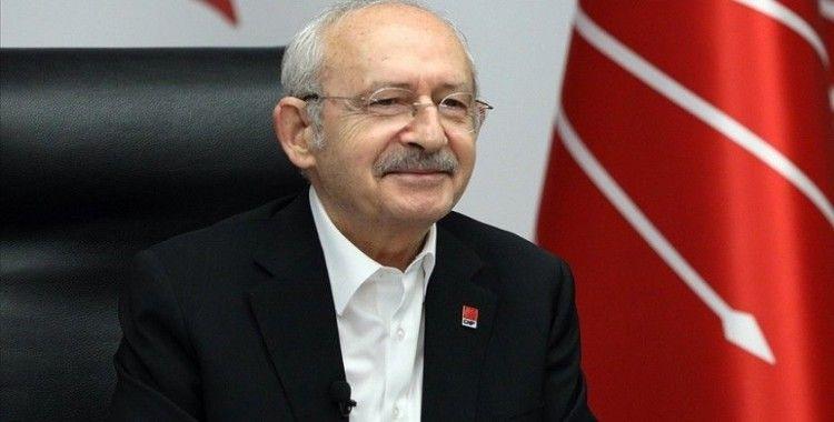 CHP Genel Başkanı Kılıçdaroğlu: Dün akşam Sağlık Bakanı Koca aradı, aşı olma çağrısına 'tabii' dedim