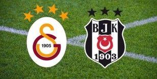 Beşiktaş, yeni stadında Galatasaray'a yenilmedi