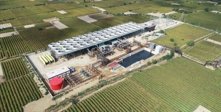 Manisa'da yarın açılacak 4 enerji santralinde 1670 kişi istihdam edilecek