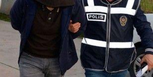 Kırmızı bültenle aranan DEAŞ üyesi terörist Suriye sınırında yakalandı
