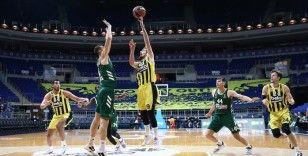 Fenerbahçe: 100 - Panathinaikos: 74