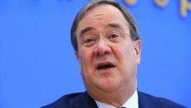 Angela Merkel'in partisinin genel başkanlığına Armin Laschet seçildi