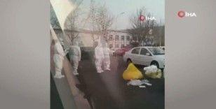 Çin'de dondurmalarda korona virüs tespit edildi