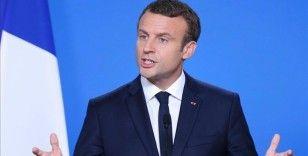 Fransız L'opinion gazetesi: Macron 2021'de Avrupa'nın istikrarına Türkiye'nin katkılarını bekliyor