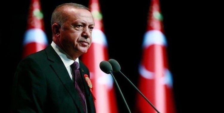 Cumhurbaşkanı Erdoğan'dan Manisa'da resmi açılışı gerçekleştirilen projelerle ilgili paylaşım