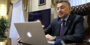 Oktay'dan Uğurluoğlu, Hatipoğlu ve Özdağ'a yönelik şiddete kınama