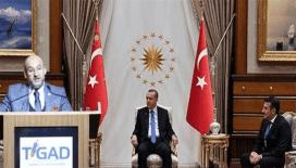 TİGAD, İnternet Basın Yasası'nı Cumhurbaşkanına ulaştırdı