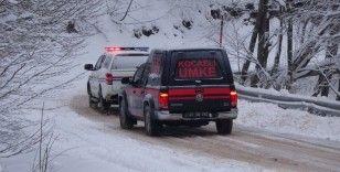 Kartepe'de kaybolan doktorun arama çalışmaları 4. gününde devam ediyor