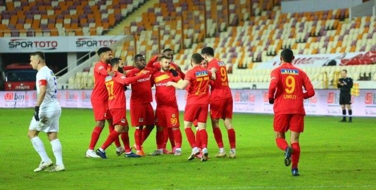 Süper Lig: Yeni Malatyaspor: 4 - Çaykur Rizespor: 1