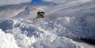 Van, Muş, Bitlis, Hakkari'de 93 yerleşim birimine ulaşım sağlanamıyor