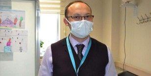 Koronavirüs mücadelesini kazanan Dr. Kayıtmazbatı: Bir haftada yaklaşık 10 kilo kaybım oldu