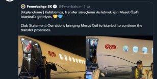 FIFA, Mesut Özil-Fenerbahçe transferini sayfasında paylaştı