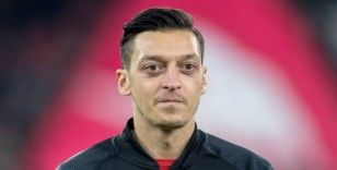 Mesut Özil'den '67' paylaşımı