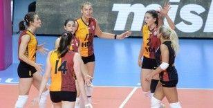 Galatasaray, CEV Kupası son 16 ve çeyrek finale ev sahipliği yapacak